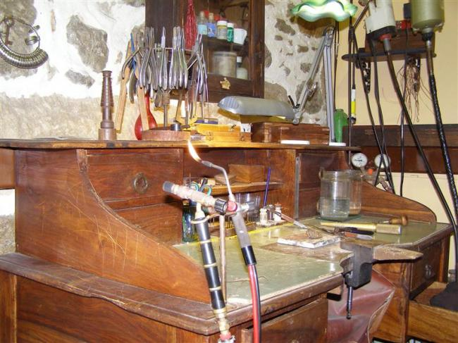 The working bench
