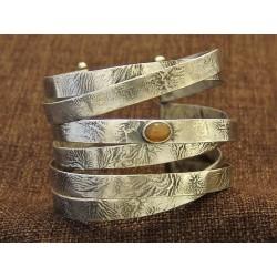 Silver bracelet 925 With...