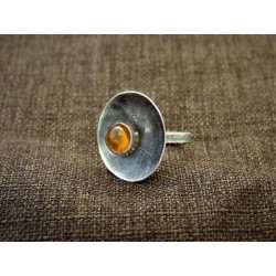 Oxidized Silver Ring 925...