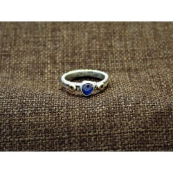 Silver Ring 925 with 14K...