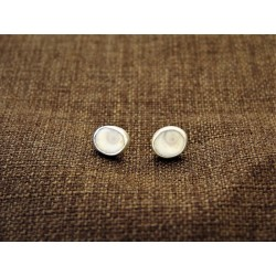 Silver Earrings 925 with...