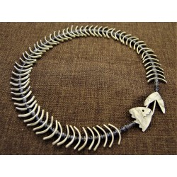 Silver 925 necklace with...
