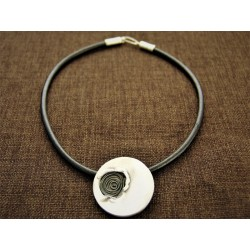 925 silver pendant with...